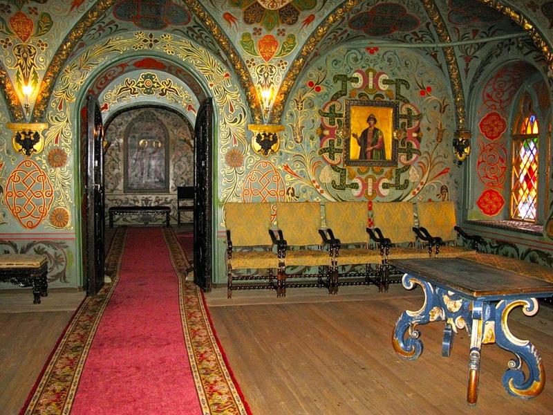 1498 г. Старомосковские бояре в Думе Ивана III были в подавляющем меньшинстве