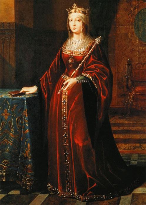 1502 г. Андрей Палеолог передал права на византийский престол Изабелле и Фердинанду Испанским