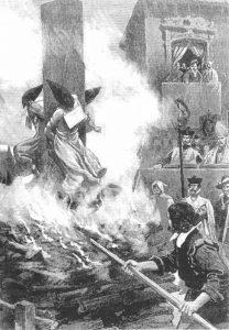 1481 г. Аутодафе (сожжение еретиков) состоялось впервые в Севилье
