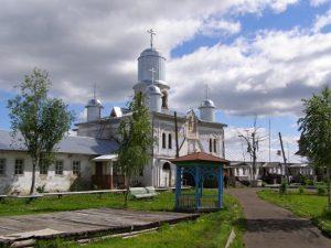 1485 г. Нил Сорский основывает Нило-Сорскую пустынь недалеко от Кирилло-Белозерского монастыря