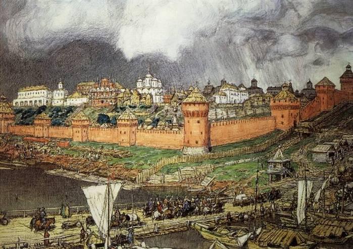 1490 г. Зосима митрополит Московский требует от Геннадия исповедания о вере и отчета о связях с Литвой