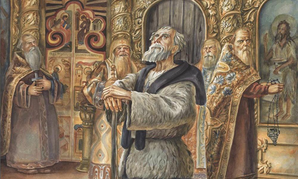 1499 г. Вассиан Патрикеев, дипломат Ивана III, пострижен в монахи за ошибки в сношении с Литвой