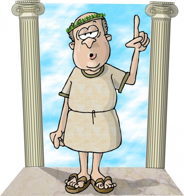 -450 г. д.н.э. Алкмеон Кротонский помещал мышление в мозг, а не в сердце, как считалось в древности