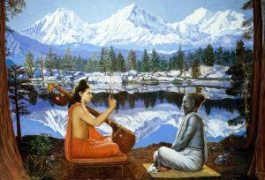 -250 г. (до.н.э) Канада, индуистский мудрец, основывает вайшешику