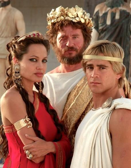 -343 г. (до.н.э) Аристотель в 41 год становится учителем 12-ти летнего Александра Македонского в Пелле