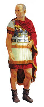 -440 г. до н.э. Консул Деций принес себя в жертву в битве при Везувии