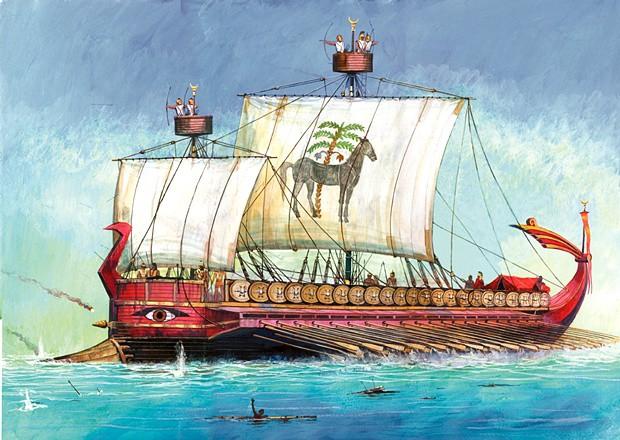 -539 г. до н.э. Карфаген получил возможность стать центром финикийских колоний после завоевания Финикии Киром персидским царем Киром II Великим