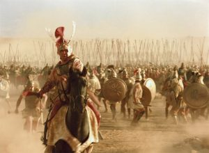 -334 г. до н.э. Александр Великий побеждает персов в битве при Гранике
