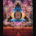 Алекс Грей - американский художник-провидец, писатель, учитель и практик Ваджраяны